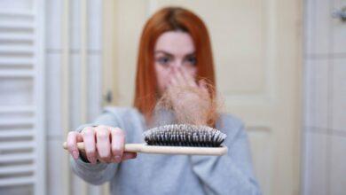 Was hilft gegen diffusen Haarausfall?