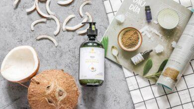 Natürliche Produkte gegen Haarausfall